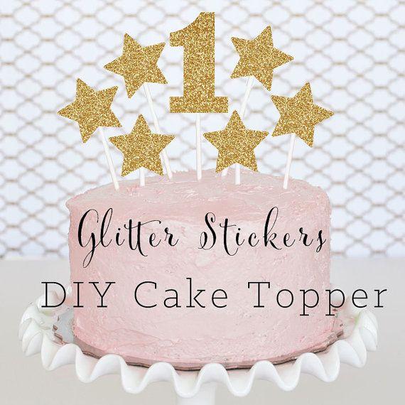 Cake Decor Numbers : Best 25+ Custom stickers ideas on Pinterest Custom ...