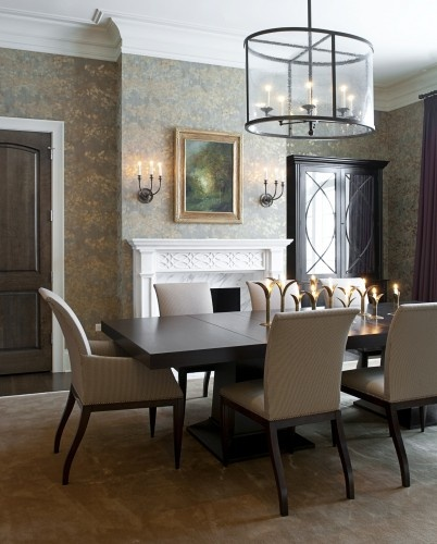 Contemporary Dining Room Chandeliers Magnificent 71 Best Style Modern~Traditional Twist Images On Pinterest Design Decoration