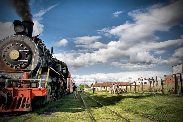 https://flic.kr/p/7qVJBt   Tren de la sabana 1   Fotografía realizada por P Lievano © Todos los derechos reservados - No utilizar sin autorización
