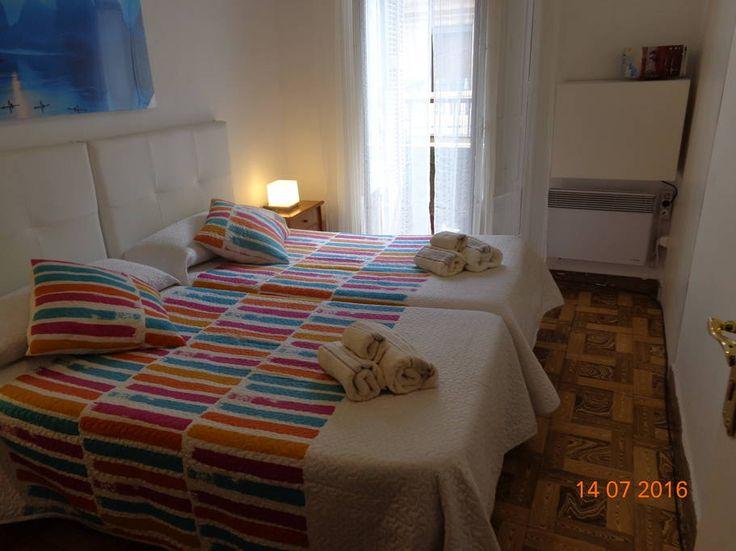 Échale un vistazo a este increíble alojamiento de Airbnb: Casa Hondartza - Apartamentos en alquiler en Donostia