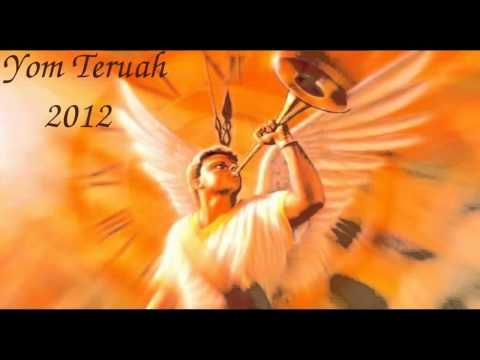 Shofar Sounding - Yom Teruah 2012 - YouTube