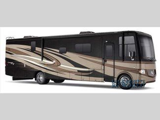 Canyon Star Motor Home Class A - Toy Hauler | RV Sales | 1 Floorplan