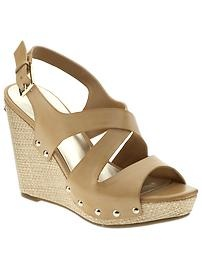 Womens wedge shoes   Piperlime   Piperlime