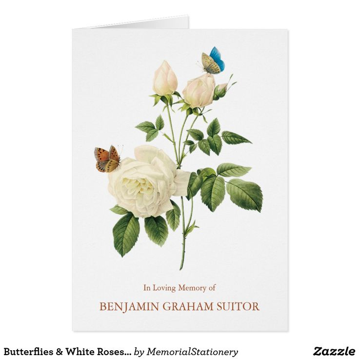 The  Best Funeral Thank You Cards Ideas On   Funeral