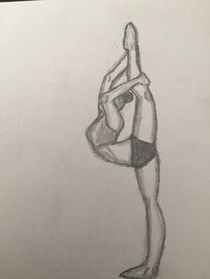 Pin Di Ana44c Su Idee E Disegni Disegno Di Ballerina Schizzi E