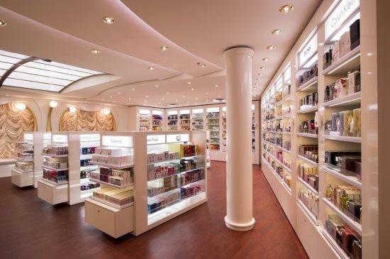 #MSCPreziosa - La Profumeria, perfume shop on board
