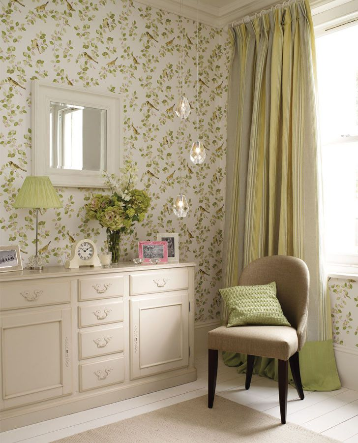 Laura Ashley Kitchen Wallpaper: 1000+ Images About Home On Pinterest