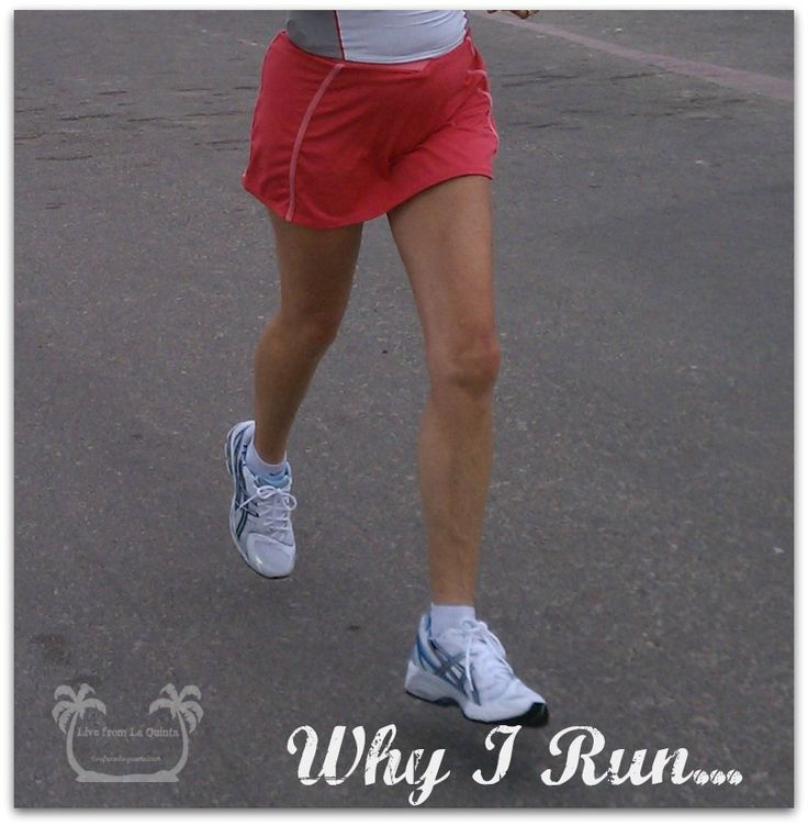 I run for joy, to explore, compete, stay healthy, because I can. Why do you run?