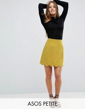 Одежда для миниатюрных женщин   Платья, топы, джинсы для миниатюрных   ASOS