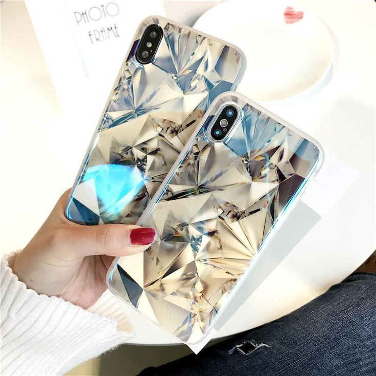 Specifications: Blu-Ray Diamond Patterned iPhone CaseCompatible Brand: Apple iPhonesFeatures and Function: Luxury Retro Blu-Ray Back Phone Case / Dirt-Resistan