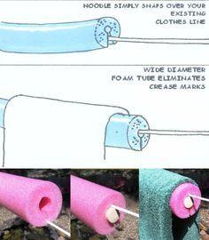 Truco facilísimo para secar manteles sin que se arruguen