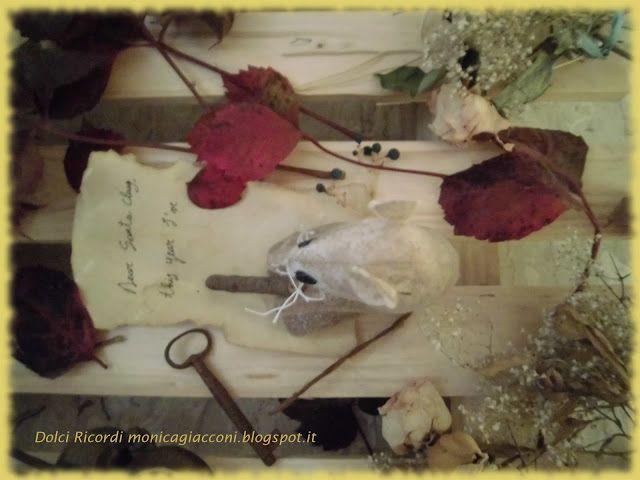 Dolci Ricordi: Dear Santa Claus........