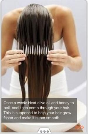 Best 25 grow longer hair ideas on pinterest longer hair grow grow hair longer and smooth by connie juarez urmus Image collections