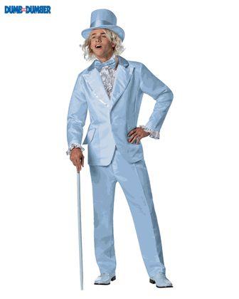 Halloween Costume?  Dumb and Dumber Costume - Harry Dunne