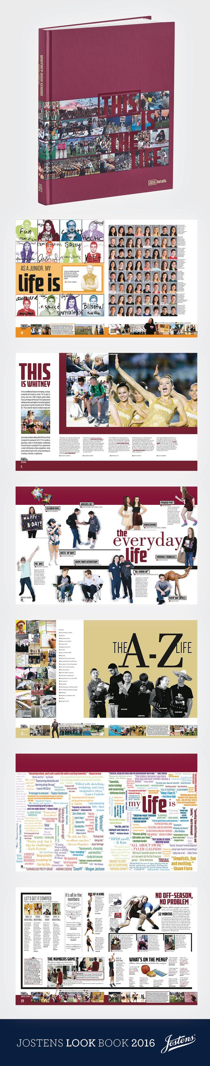 // DETAILS, Whitney High School, Rocklin [CA] #Jostens #LookBook2016 #Ybklove