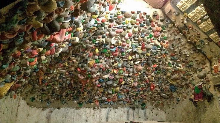 Viewed This Photo On A Quot Home Climbing Wall Forum Quot Holy