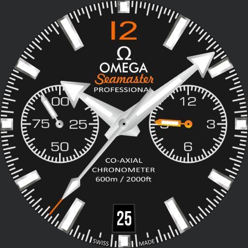 OS Pro R 2.0 preview Esferas apple watch, Reloj, Esferas