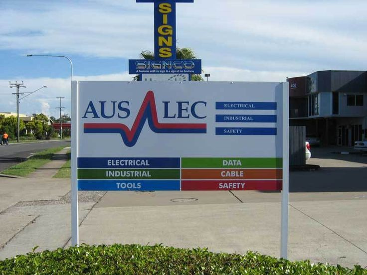 Image Gallery - External Signs  Pylon Signs