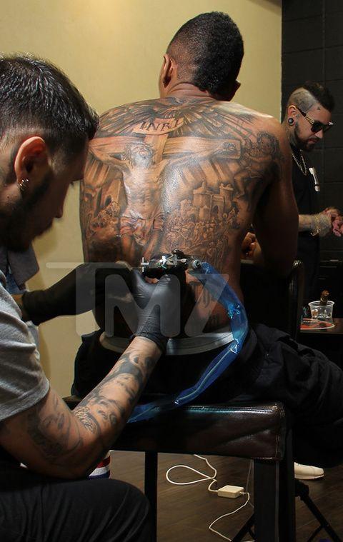 nick cannon tattoo - 480×759