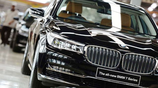 Ittechsavvy: BMW to Release Self-Driving 7 Series this Year.