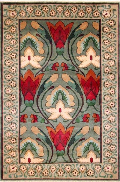 hali monkshood rug