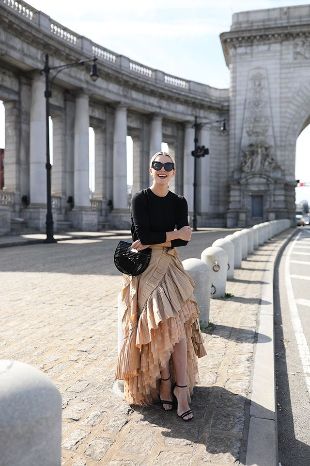 Blair Eadie In J.Crew Collection