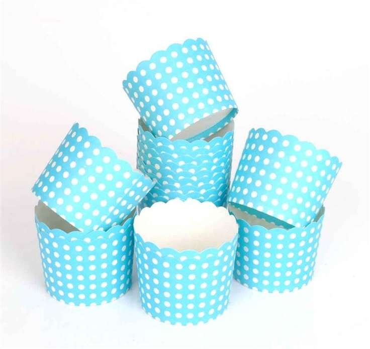 Cup cake baking cups. 20 pack.
