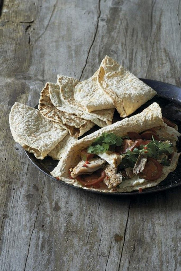 Carb free Tortillas or Cauli-wraps