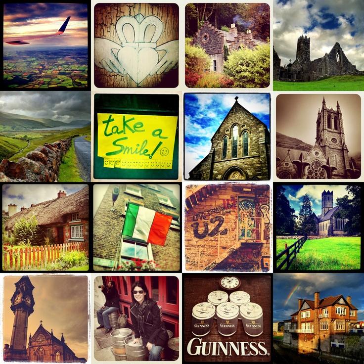 Ireland- want to go back ;)
