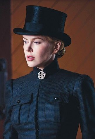 "Some people can look good in any time period. And be a kind person at the same time. Nicole Kidman in ""Australia"""