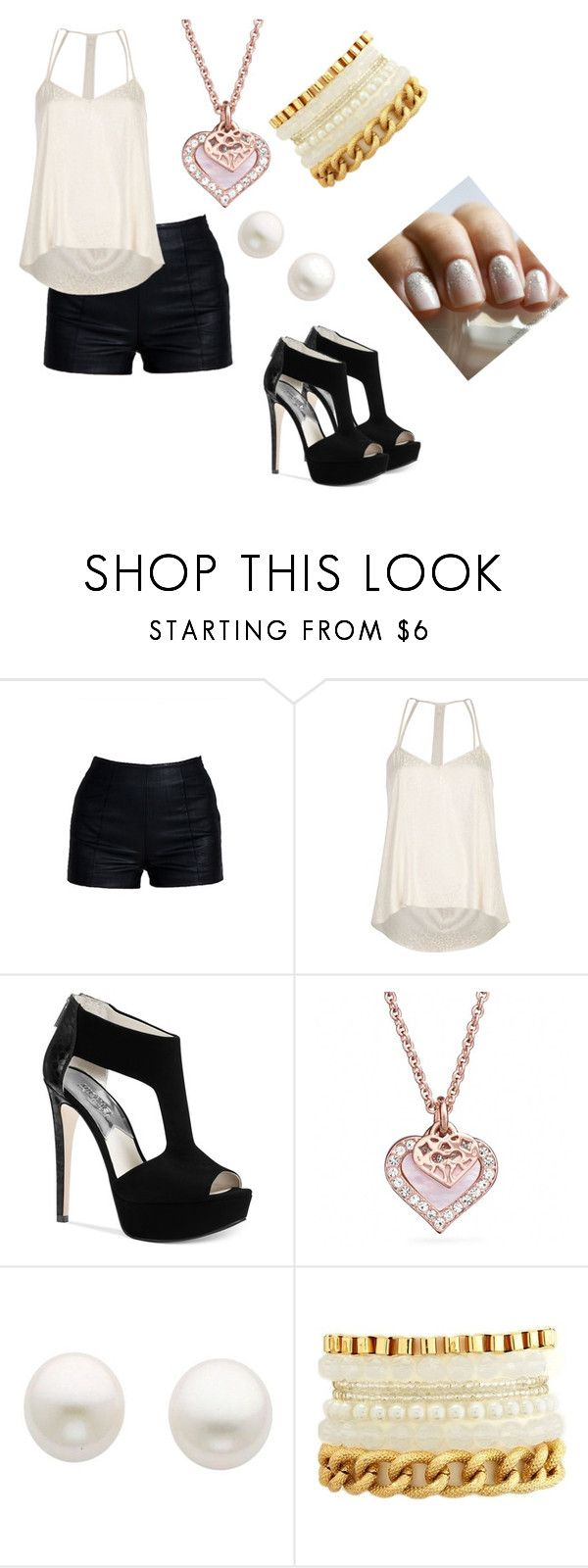"""""""Happy New Year ;D"""" by vick-bieber ❤ liked on Polyvore featuring Lush Clothing, River Island, Michael Kors, Coach, Reeds Jewelers and Charlotte Russe"""