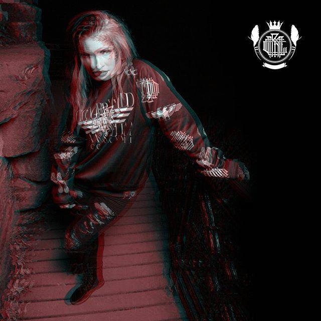 """Corvid Fam"" Raglan Sweatshirt Available at www.crmc-clothing.co.uk | WE SHIP WORLDWIDE Models - @lusylogan Photography - @adrianianmcnab  USE DISCOUNT CODE - LUCKY13 - FOR A FURTHER 30% OFF YOUR FULL ORDER  #darkwear #need #blackwear #want #cozy #altfashion #alternative #niche #fashionstatement #fashionista #iloveblack #womenwithtattoos #winter #winterfashion #styles #style #alternativeguy #alternativeboy #alternativegirl #alternativeteen #love #girlswithtattoos #lusylogan #tattooedwomen"