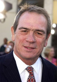 Tommy Lee Jones- one of the best actors of all time