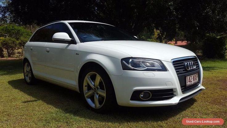 Audi A3 2010 sline quattro 2L TFSI #audi #a3 #forsale #australia