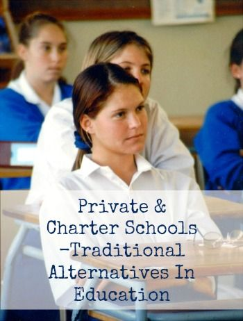 Traditional Private And Charter Schools - Alternative Education 101