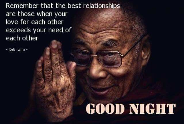 Pin by Vishwanath on Gn | Blessed night, Deep words, Quotations