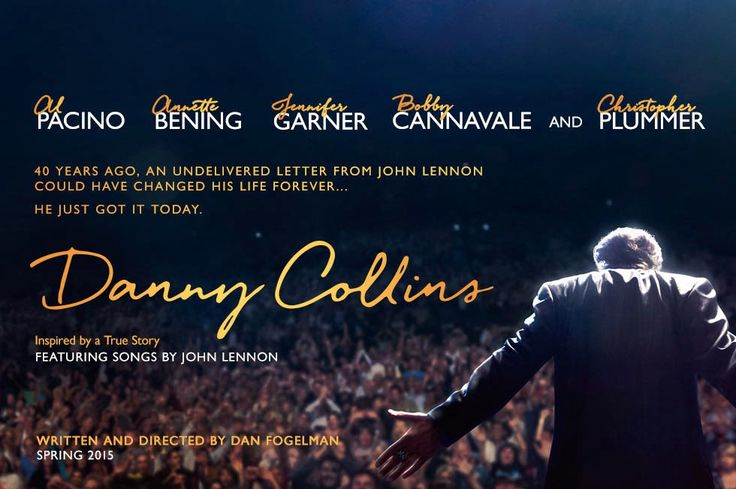 Danny Collins Film Trailer                                   March 20, 2015