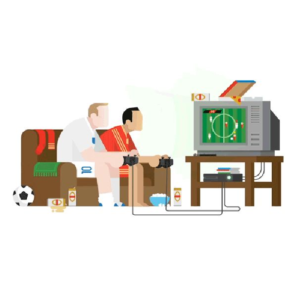 GIFs animated illustrations Series by Radio - Smashfreakz