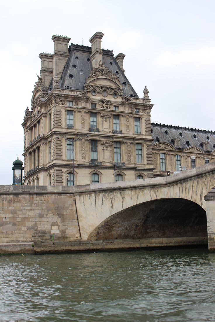 Building on Seine River