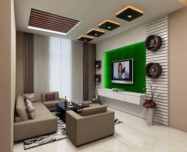 Gypsum Board Tv Units Vs Wood Tv Units 30 Designs Ceiling