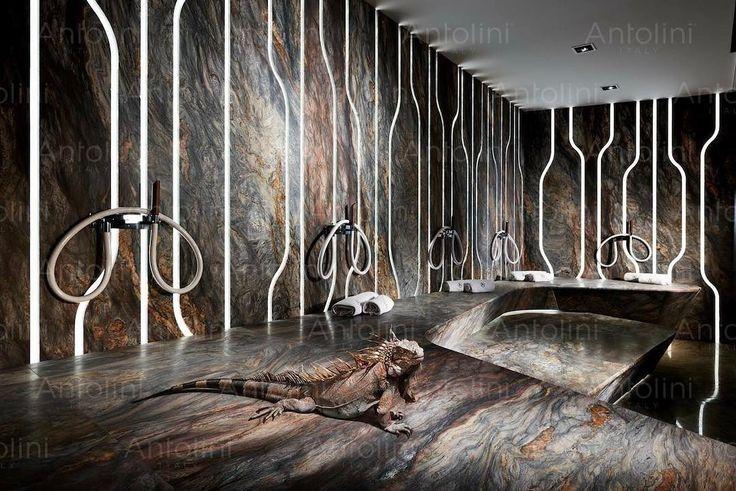 Spa Designed By Alessandro La Spada For Antolini Quot Fusion