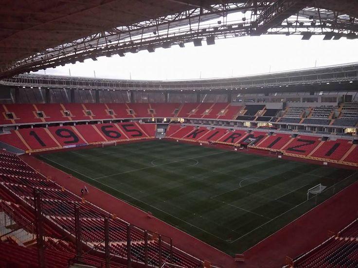 TFF, Eskişehirspor - Yeni Malatyaspor karşılaşmasının Eskişehir Yeni Atatürk Stadyumunda oynanması talebini onayladı.