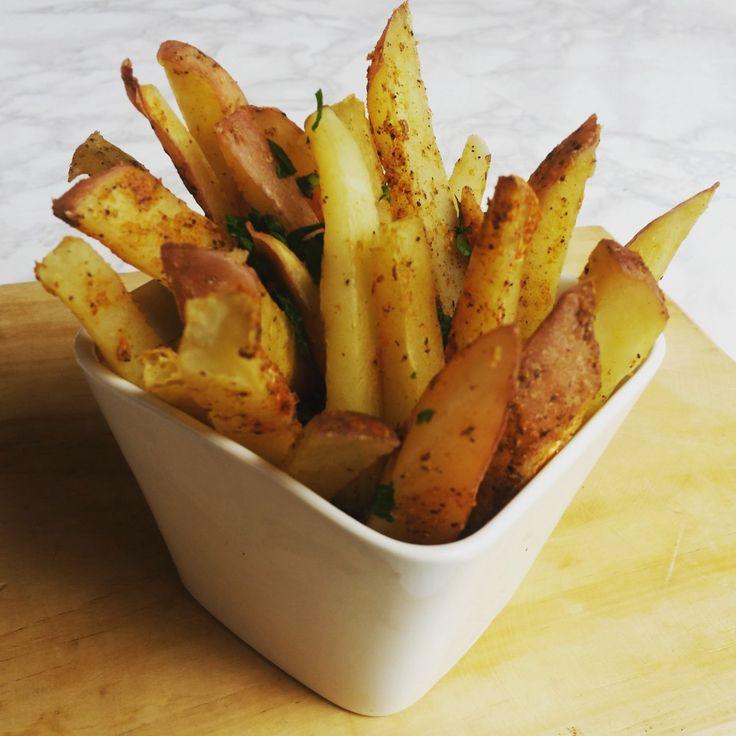 ¿Quieren comer papas fritas pero, como a mi, les da miedo freír? ¿Quieren comer papas fritas pero no pueden comer tantas frituras? ¿No les…