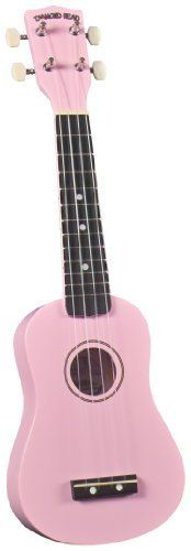 Diamond Head DU-110 Ukulele, Pink by Diamond Head. $30.11. DU-110 Pink Ukulele Join the latest craze and get your very own Diamond Head DU-100 series ukulele! They are available in eleven beautiful colors with careful workmanship and fantastic tone, well beyond that of other entry level instruments on the market today. As a result, they tune up perfectly and play so easy that kids will love 'em and grown-ups too! Each instrument comes with its very own color matched gig bag, ...