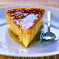 Découvrez la recette Flans de semoule au caramel sur cuisineactuelle.fr.