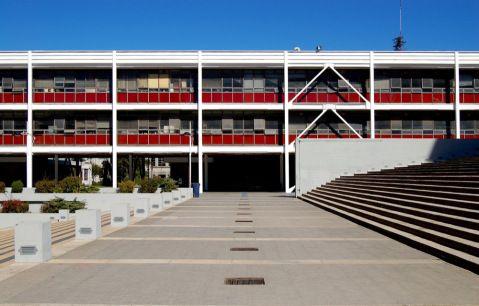 Edificio Instituto de Química / Emilio Duhart – 1957