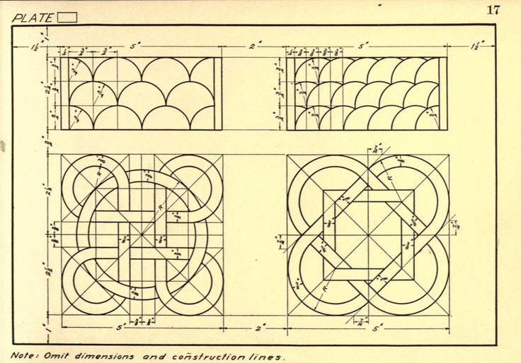 Geometrical drawing                                                                                                                                                                                 Más