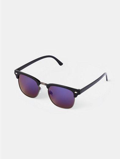 Sunglasses club black