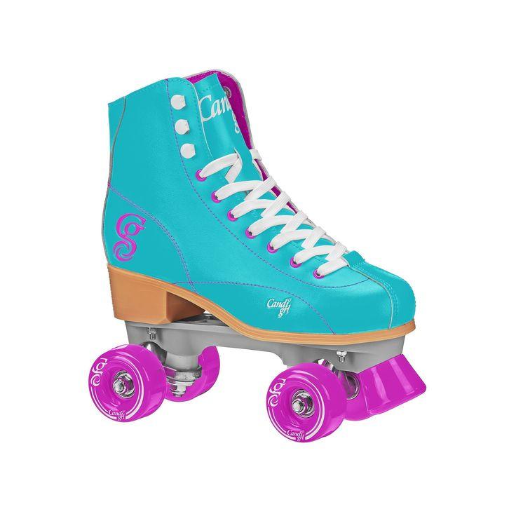 Women's Roller Derby Candi Grl Sabina Quad Skates, Green