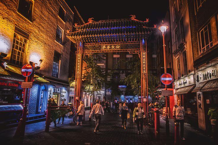 London | Chinatown - London | Chinatown